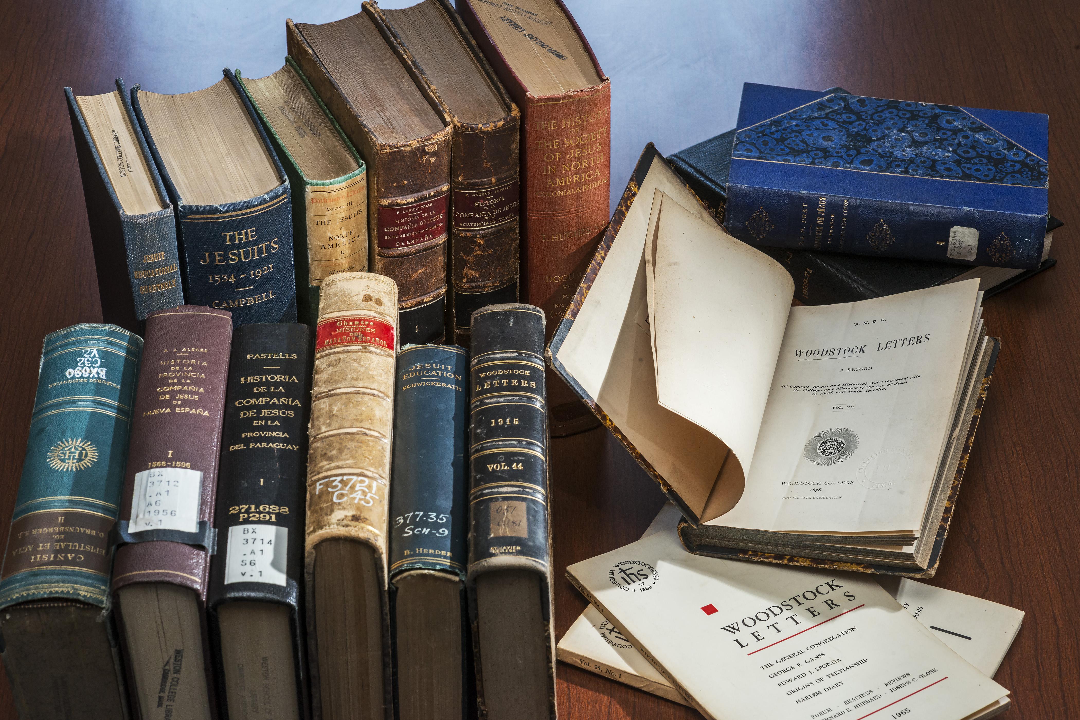 Jesuit Online Library